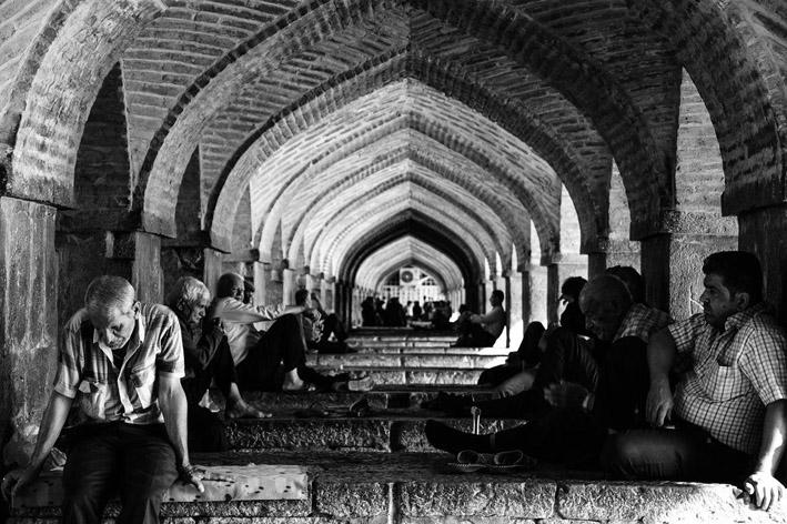 احسان باقری - پل خواجو اصفهان