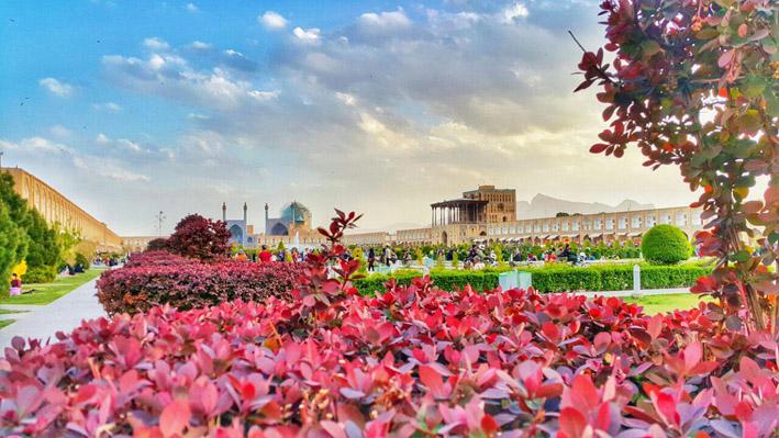 رضا دشتستانی - میدان امام خمینی اصفهان
