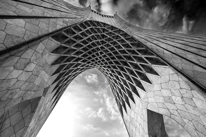احسان حاجیوند - میدان آزادی تهران