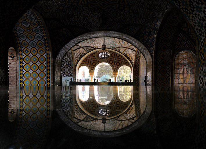 ساناز زرپرور - کاخ گلستان تهران