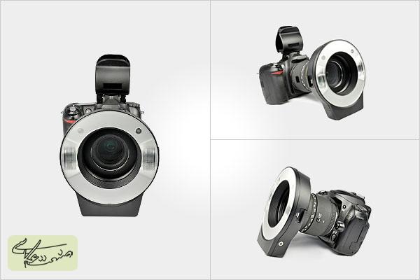 انواع فلاش دوربینهای DSLR