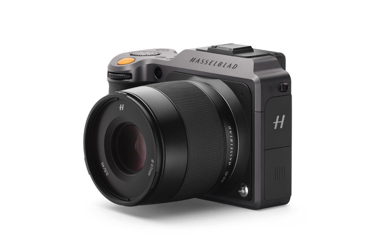 معرفی دوربین  X1D II 50 C هاسلبلاد
