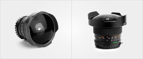 انواع لنز دوربین - بخش هفتم: لنزهای چشم ماهی
